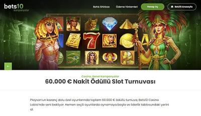 Bets10 Canli Casino Sitesi Giris